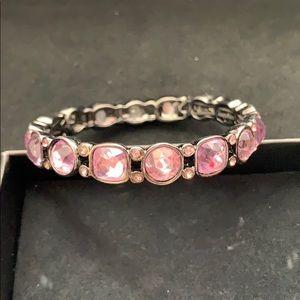 Birthstone color expansion bracelet